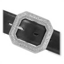 "Cody Clipped Corner Belt Buckle 1-1/2"" 7875-05 by Tandy Leather"