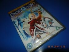 SNOW QUEEN 2 MAGIC DVD MOVIE FILM XMAS PRESENTS GIFTS BOYS GIRLS UNWANTED SALE