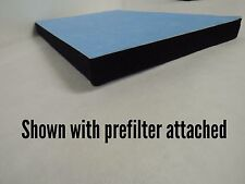 (1) Sharp Generic (XL)  FZN60HFU for FP-N60CX purifier Air Filter + 2 Pre-filter