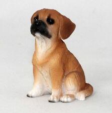 Puggle Tiny Ones Dog Figurine Statue Resin Miniature