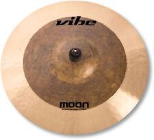 """Crash Becken 17"""" Vibe Moon Natural Medium Thin B20 handgehämmert mit Zertifikat!"""