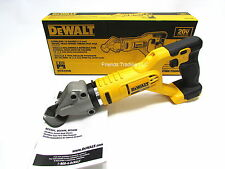 DeWALT 20V 20 Volt Cordless Metal Cutting 18ga Swivel Head Offset Shears DCS496B