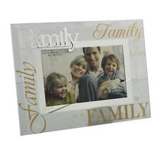 Family & Friends Modern Glass Photo & Picture Frames