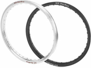 D.I.D Dirt Star Original Rear Rim 18x2.15 - Silver 18X215VS01T* 2.15 x 18