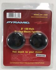 "Pyramid - TW1193 - 2"" 100-watt Surface-mount Tweeter"
