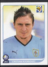 Panini Football Sticker - 2010 World Cup - No 78 - Uruguay - Christian Rodriguez