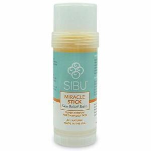 SIBU Miracle Stick All-Purpose Healing Balm, 2 oz