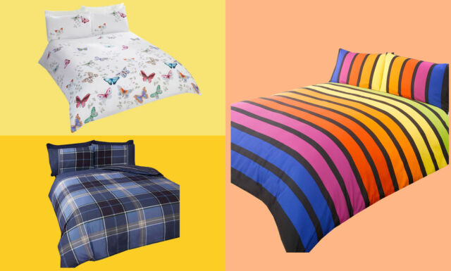 King Size Bedding Sets Duvet Covers, Grey King Size Bedding Argos