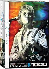 John Lennon Live In New York 1000 piece jigsaw puzzle 490mm x 680mm (pz)