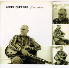 LARRY CARLTON - FIRE WIRE ~ CD