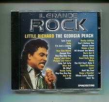 LITTLE RICHARD THE GEORGIA PEACH # Il Grande Rock De Agostini # CD Rock 2001