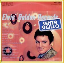 "ELVIS PRESLEY "" GOLDEN RECORDS "" LP NUOVO LSP 1707 STAMPA ITALIANA   (ITALY)"