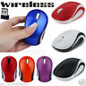 Cute Mini 2.4 GHz 2000 DPI Wireless Optical Mouse Mice for PC Laptop Notebook