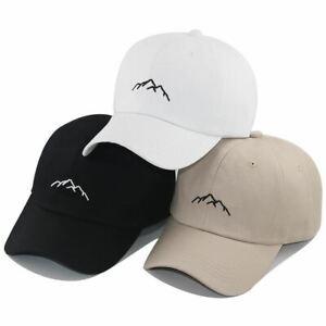 Mountain Range Baseball Cap