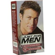 JUST for men Tönungsshampoo mittelbraun 60ml PZN 1465416