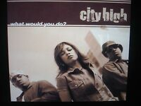 What Would You Do [Single] by City High (CD, Feb-2001, Interscope (USA))