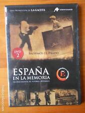 DVD ESPAÑA EN LA MEMORIA 2 - SALVEMOS EL PRADO - CAJA SLIM (R4)