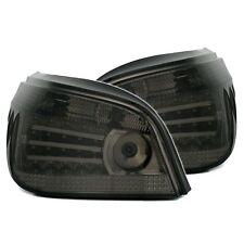 2 FEUX ARRIERE LED BMW SERIE 5 E60 BERLINE 7/2003 A 02/2007 NOIR FUME CRISTAL