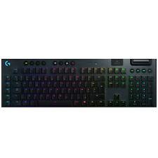 Clavier PC Logitech G915 LIGHTSPEED CLICKY Carbon