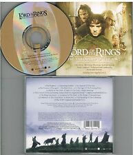 Howard Shore – The Lord Of The Rings: The Fellowship Of The Ring  CD 2001