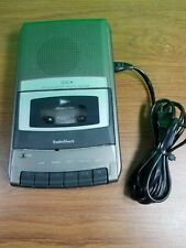 Radio Shack Vintage CTR-120 Portable Tape Cassette Player/Recorder Tested. (B7)