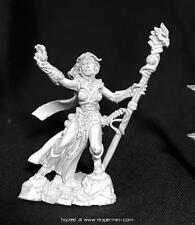 Reaper Miniature Dark Haven Legends Andriessa Female Wizard RPR 03734