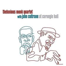 Thelonious Monk Quartet With John Coltrane - At Carnegie Hall (NEW 2 VINYL LP)