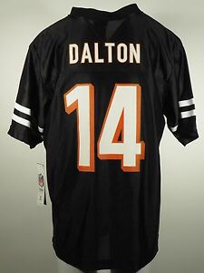Youth Size Cincinnati  Bengals Dalton  #14 official NFL Jersey New with Tags