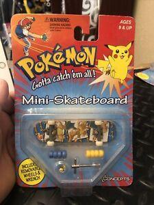 "Rare Vintage Pokemon Mini-Skateboard XConcepts 1999 ""Charizard"" Nintendo"
