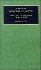Advances in Medicinal Chemistry, Volume 4, Volume 4, , New Book