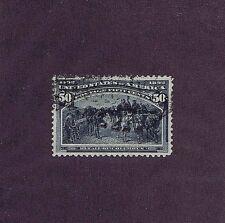 SC# 240 USED 50 CENT COLUMBIAN, 1893, 2018 PSAG CERT GRADED VERY FINE 80