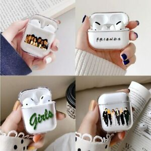 TV Friends Quotes Wireless Earphone Case For Apple AirPods Pro Cover Box