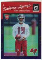 2016 Donruss Optic Rookies RC Purple Refractor #137 Roberto Aguayo Buccaneers