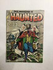 This Magazine Is Haunted 19 Very Good Vg 4.0 Charlton Comics Group