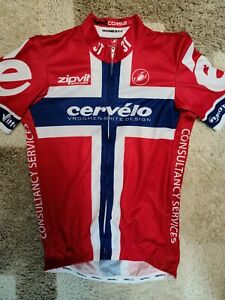 Thor Hushovd, 2009, Champion Of Norway, Team Cervelo Jersey