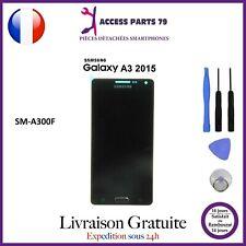 Ecran LCD avec Vitre Tactile pour Samsung Galaxy A3 2015 (A300F) Noir +  Outils
