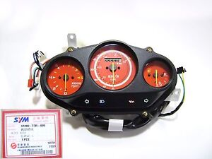 Sym Tacómetro - Completo - Neu. Para La Red Devil Et : 37200-T7R-000