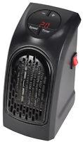400w plug in mini heater suit motorhome caravan camper frost damp prevention