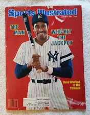 Sports Illustrated January 5, 1981; The Man Who Hit the Jackpot, Winfield-RARE