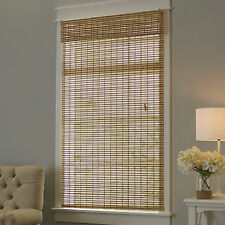 "Aymeric Bamboo Roman Shade by World Menagerie 37"" x 54"""