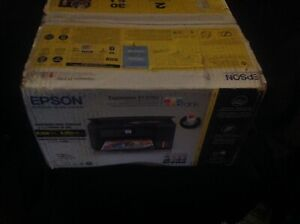 Epson ET-2750 Expression EcoTank Wireless   ALL-in-One Printer NEW