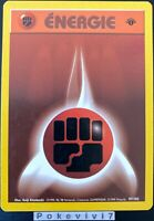 Carte Pokemon ENERGIE COMBAT 97/102 Set de Base Wizards EDITION 1 FR