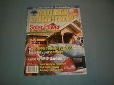 June 2005 Mother Earth News Avoiding Chiggers Rwo Sweet Corn Installing Culverts