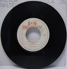 "TREVOR WALTERS : STUCK ON YOU 7"" Vinyl Single 45rpm VG"