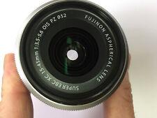 FUJIFILM FUJINONN XC 15-45mm f/3.5-5.6 OIS PZ X-Mount Lens Silver ( White Box )