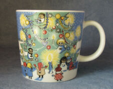 Arabia, Moomin Mug, Christmas 2004-2005, Excellent Condition, Rare