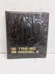 TRS-80 Model II Editor/Assembler VINTAGE Software 26-4702