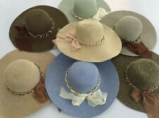 3c380abe Handmade Women's Wide Brim Hats for sale   eBay