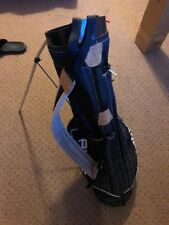 Ping Hoofer Stand Bag (Black) - VINTAGE - 1990's Original First Edition.