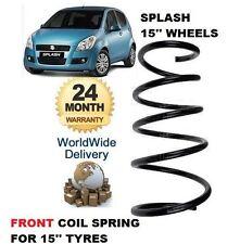 für Suzuki spritz 1.0 1.2 2008> NEU vorn Schraubenfeder für 15'' ZOLL RAD